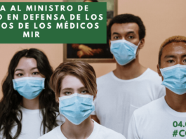 En defensa de los MIR: CESM conmina a Salud a rectificar. COVID19