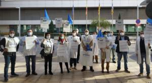 CESM y Sanidad reanudan el diálogo en busca de soluciones a la huelga nacional de médicos simebal
